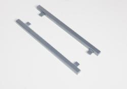Kryt výsuvu WIRELI 3102325004 - L/P, stříbrný epoxid