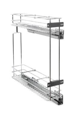 Dvojkoš boční Komfort s tl. dovřením - Levý, 110x485x543 mm(1002247001)