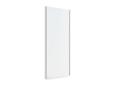 Plnovýsuvné zrcadlo, 350x40x1000 mm, rám hliník eloxovaný(2005000120)