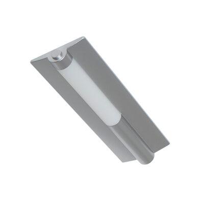 LED svítidlo NIKKA hliník s vypínačem, bílá studená 1,5W CW 120 lm(3201030607)