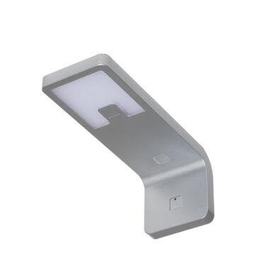 LED svítidlo LENA hliník s vypínačem, bílá studená 4,2W  CW 145 lm(3201042607)