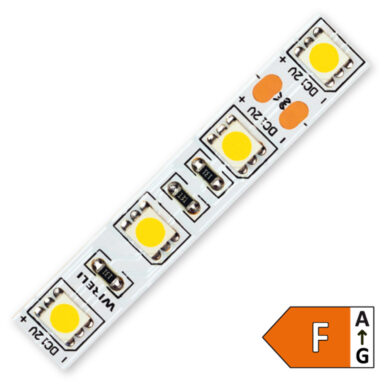 LED pásek 5050 60 WIRELI WN 1200lm 14,4W 1,2A 12V (bílá neutrální)(3202108601)