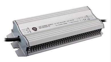 Zdroj napětí 12V 100W 8,33A IP67 POS POWER typ MCHQ100V12(3204000023)