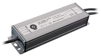 Zdroj napětí 12V 180W(!!!) 15A IP67 POS POWER typ MCHQ200V12(3204000025)