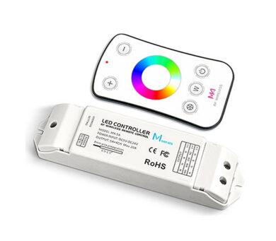 Dotykový dálkový ovladač RGBW s přijímačem                                      (3204000061)
