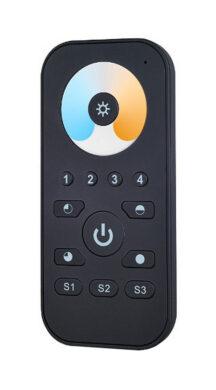 Dotykový čtyřzónový CCT inteligentní dálkový ovladač                            (3204000068)
