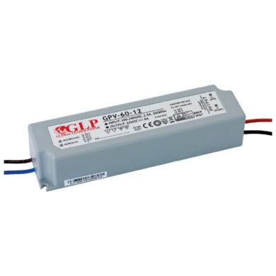 Zdroj napětí 12V  60W 5A IP67 GLP typ GPV-60-12(3205056120)