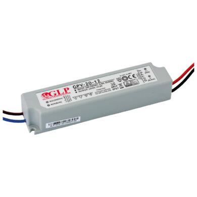 Zdroj napětí 24V  20W 0,83A IP67 GLP typ GPV-20-24(3205067120)