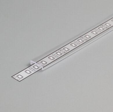 Difuzor WIRELI C KLIP ČIRÝ, 2m (metráž)(3209023600)
