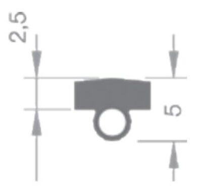 Montážní podložka WIRELI GLASS 8/10 liniová(3209175609)