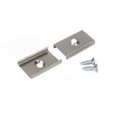 Montážní úchyt  U kulatý zahlubovaný otvor, nerez ocel (1 kus)(3209193120)
