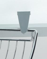 Karusel 180°, 760x384x70 mm, chrom (1x koš + pant + háček)(1002245001)