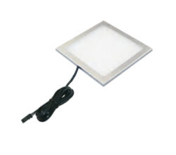 Světlo LED panel WIRELI 3W 150lm 100x100x4,9mm (bílá studená)