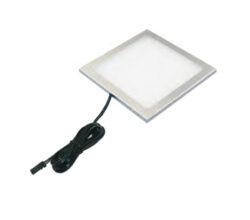 Světlo LED panel WIRELI 3W 150lm 100x100x4,9mm (bílá teplá)