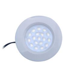 LED svítidlo LIMA bílé 1,5W 100lm 70x12mm bílá studená