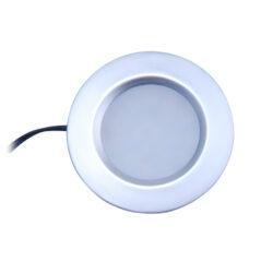 LED svítidlo LIMA hliník 1,5W 100lm 70x12mm bílá studená
