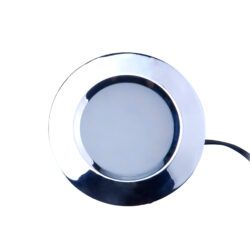 LED svítidlo LIMA chrom 1,5W 100lm 70x12mm bílá teplé