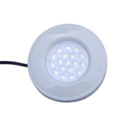 LED svítidlo LADA bílé 1,5W 100lm 76x13mm bílá studená