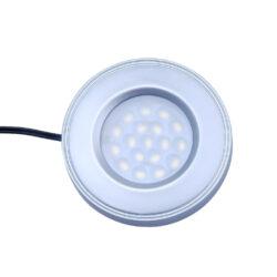 LED svítidlo LADA hliník 1,5W 100lm 76x13mm bílá studená