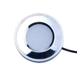 LED svítidlo LADA chrom 1,5W 100lm 76x13mm bílá teplé