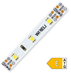 LED pásek 3528  60 WIRELI WN 480lm 4,8W 0,4A (bílá neutrální)                   -Standardní LED pásek malého výkonu s vysokou kvalitou pro všeobecné použití.