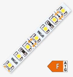 LED pásek 3528 (50m) 120 Optima WN 720lm 9,6W  0,8A 12V CRI>80 (bílá neutrální)-Cenově optimalizovaný LED pásek malého výkonu s vysokou hustotou LED.