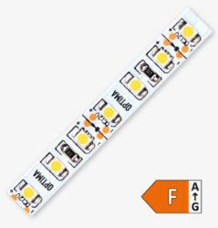 LED pásek 3528 (50m) 120 Optima WW 720lm 9,6W  0,8A 12V CRI>80 (bílá teplá)-Cenově optimalizovaný LED pásek malého výkonu s vysokou hustotou LED.