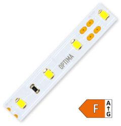 LED pásek 2835 (50m) 60 Optima WC 1200lm 14,4W 1,2A 12V CRI80 (bílá studená)-Cenově optimalizovaný LED pásek středního výkonu pro všeobecné použití.