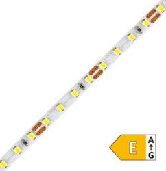LED pásek 2216 160 WIRELI SLIM WC 1120lm 9,6W 0,8A 12V (bílá studen-Vysocesvítivý SUPERSLIM LED pásek s novými čipy o šířce pouhých 3,5 mm.