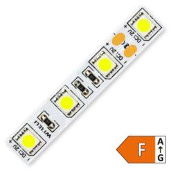 LED pásek 5050 60 WIRELI SW 1200lm 14,4W 1,2A 12V (extra studená)-Extra studené bílé světlo navozuje pocit odpoledního intenzívního denního světla, subjektivní pocit chladu a podněcuje aktivitu. Je určený pro osvětlovací účely s požadavky na vysoký barevný kontrast a vysokou svítivost. Hodí se pro venkovní osvětlení, osvětlení veřejných prostor a v interiérech pro osvětlení technicistních koupelen, WC a kuchyní.