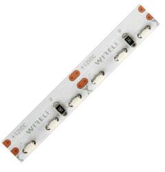 LED pásek 3014 boční 120 WIRELI WC 1200lm 12W 1A 12V CRI>80 (bílá studená)-Nový bíle svítící LED pásek s bočním svitem a vysokou hustotou LED.
