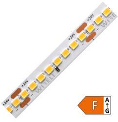 LED pásek 3040 192 WIRELI WW 5100lm 34W 1,417A 24V (bílá teplá)