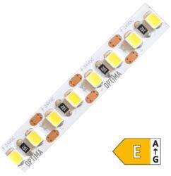 LED pásek 2835 (50m) 160 OPTIMA WC 1500lm 15W 0,625A 24V (bílá studená)