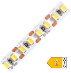 LED pásek 2835 (50m) 160 OPTIMA WN 1500lm 15W 0,625A 24V (bílá neutrální)