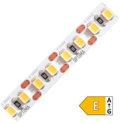 LED pásek 2835 (50m) 160 OPTIMA WW 1500lm 15W 0,625A 24V (bílá teplá)
