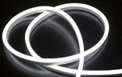 LED NEON 10x10 MM WIRELI WN 420lm 7W 0,58A 12V (bílá neutrální)-LED NEON s vysokým krytím IP.