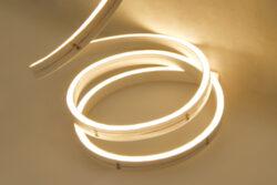 LED NEON 4x8 MM WIRELI WW 173lm 9,6W 0,8A 12V (bílá teplá)