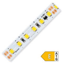 LED pásek hybridní 2835 120 WIRELI WC 2610lm 25W 1,04A 24V (bílá neutrální)-Vysocesvítivý napěťově napájený LED pásek s proudovým buzením LED diod a vysokou stabilitou parametrů.