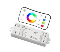 Dotykový dálkový ovladač RGB+CTA s přijímačem B