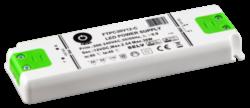 Zdroj napětí 12V 30W 2,5A IP20 POS POWER typ FTPC30V12 C-Interiérový a nábytkový napěťový napájecí zdroj s krytými svorkami 12V/30W. Řada PROFI se všemi potřebnými certifikáty pro nábytek a interiér.
