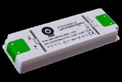 Zdroj napětí 12V 50W 4,17A IP20 POS POWER typ FTPC50V12 C-Interiérový a nábytkový napěťový napájecí zdroj s krytými svorkami 12V/50W. Řada PROFI se všemi potřebnými certifikáty pro nábytek a interiér.