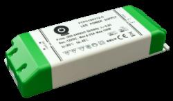 Zdroj napětí 12V 100W 8,33A IP20 POS POWER typ FTPC100V12 C-Interiérový a nábytkový napěťový napájecí zdroj s krytými svorkami 12V/100W. Řada PROFI se všemi potřebnými certifikáty pro nábytek a interiér.