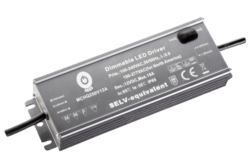 Zdroj napětí 24V 250W 10,4A IP65 POS POWER typ MCHQ250V24 A