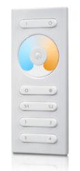Tlačítkový dálkový ovladač CCT čtyřzónový-Tlačítkový dálkový ovladač pro řízení CCT LED sestav