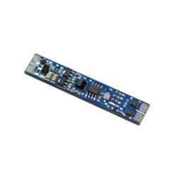 Vypínač do LED profilu bezdotykový LUX F-Slouží ke spínání a vypínání LED pásků v LED profilech