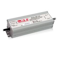 Zdroj napětí 24V 60W 2,5A IP67 GLP typ GLG-60-24-Cenově výhodný výkonný napěťový napájecí zdroj 24V/60W