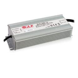 Zdroj napětí 12V 200W 16,6A IP67 GLP typ GLG-200-12-Cenově výhodný výkonný napěťový napájecí zdroj 12V/200W
