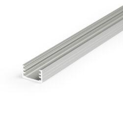 Profil WIRELI25 SLIM A/Z hliník surový 2000mm (metráž)-Miniaturní LED hliníkový profil pro designové svícení.