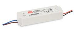 Zdroj LPV-35-12                                                                 -Standardní napěťový napájecí zdroj pro LED v krytí IP67 12V/36W