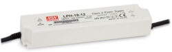 Zdroj LPH-18-12                                                                 -Standardní napěťový zdroj malého výkonu v krytí IP67 12V/18W
